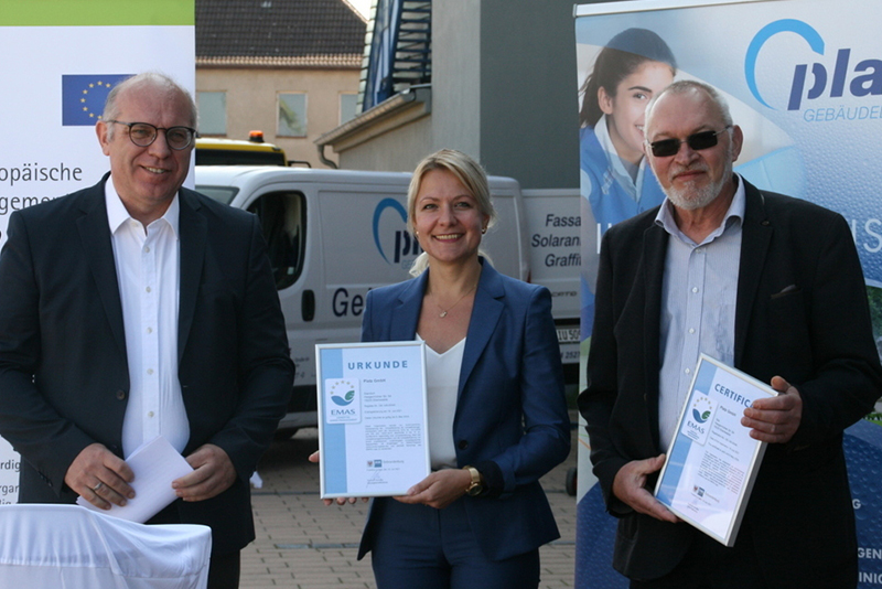 Platz GmbH aus Eberswalde leistet Pionierarbeit